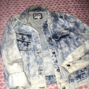 Forever21 denim blue jacket